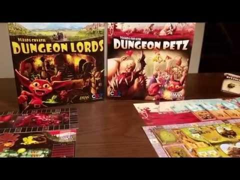 Dungeon Lords Vs Dungeon Petz