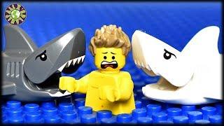 Lego Атака Акул.
