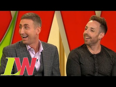X Factor's Christopher Maloney Thanks Loose Women For Giving Him His Confidence Back   Loose Women