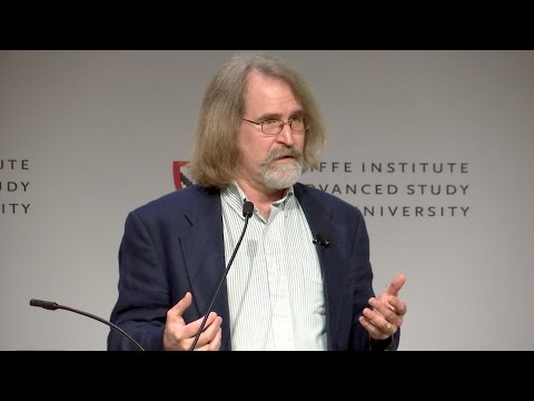 David Montgomery | Noah's Flood and the Development of Geology || Radcliffe Institute