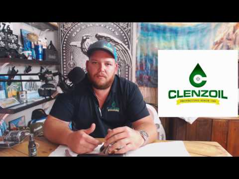 How to clean a spinning reel - Chris Beall from Clenzoil  - Florida fishing podcast