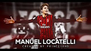 Manuel Locatelli - First Season - Full Compilation - AC Milan 2016/2017 - HD
