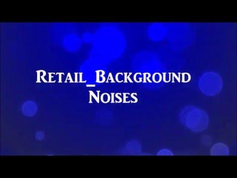 Retail Background Noises - royalty free