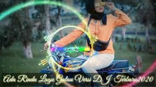ADA RINDU Lagu Galau Versi DJ TERBARU 2020