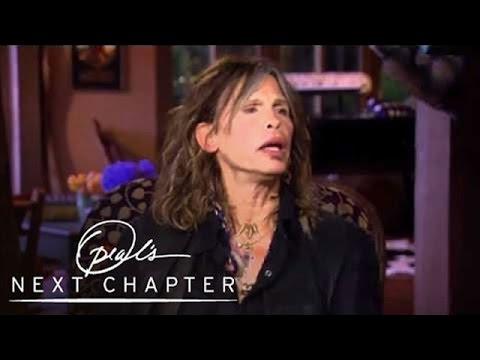 Steven Tyler Talks Love, Sex And Regret | Oprah's Next Chapter | Oprah Winfrey Network