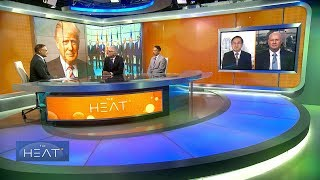 The Heat: Trump and the Iran nuclear deal Pt 1