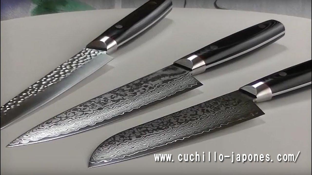 Tienda de cuchillos japoneses - YouTube d4f73e963ebb