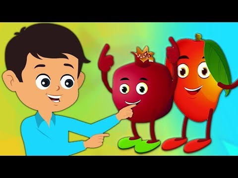 A Se Anar in Hindi | Varnamala Geet | Hindi Alphabet Song | Nursery Rhymes In Hindi | Balgeet