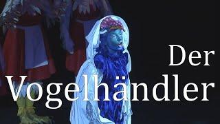 Vogelhändler Trailer GHT Görlitz-Zittau