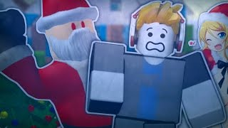 ESCAPE SANTA CLAUS EN ROBLOX