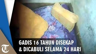 Download Video Gadis 16 Disekap dan Dicabuli Berulang Kali Selama 24 Hari, Dirantai di Ruang Bawah Tanah yang Gelap MP3 3GP MP4