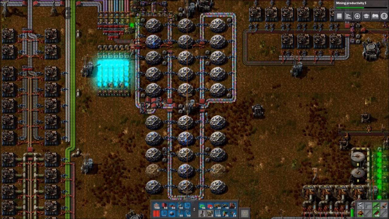 Delightful Factorio   Science Lab