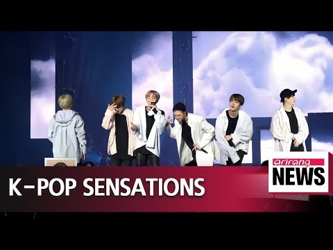 Korean boy band BTS tops Billboard 200