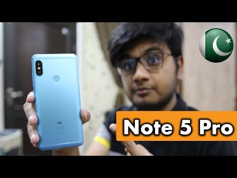Xiaomi Redmi Note 5 (Pro) | Hamra Wala Better Hai India Say :P