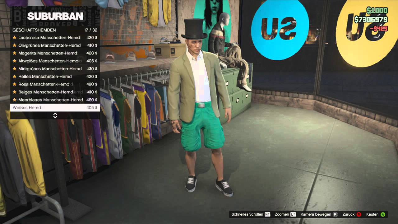 Gta 5 frisuren stalken