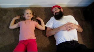 Scaring Little Kids And Making Forts | Vlogmas Day 2, 2014 | Beardmas