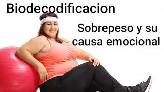 BIODECODIFICACION (hablemos de sobre peso)