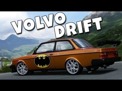 Forza 4 - Volvo Drift