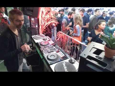 Alkalino @ La Biche & Le Renard  2 hours DJ Set (Lille - France 2.9.17)