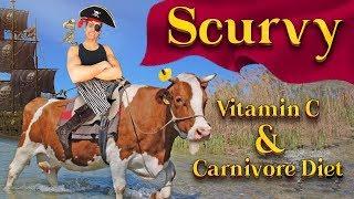 Scurvy and Vitamin C CARNIVORE DIET