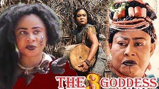 The Three Goddess Part 2 - Rechael Okonkwo & Ngozi Ezeonu Epic Nollywood Movies.