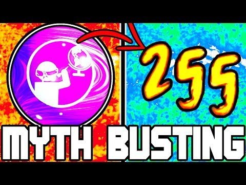 TELEPORT TO ROUND 255!! | CALL OF DUTY ZOMBIES | MYTH BUSTING MONDAYS #125