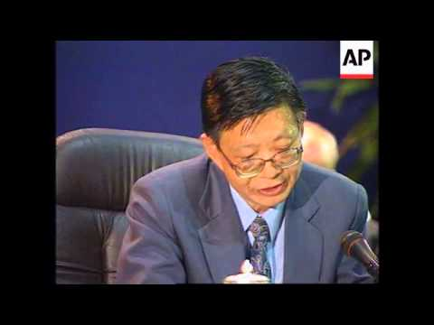 CAMBODIA: HUN SEN THANKS CHINA FOR ITS SUPPORT AFTER MILITARY COUP