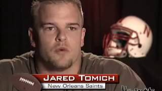 Huskers in the NFL Jared Tomich