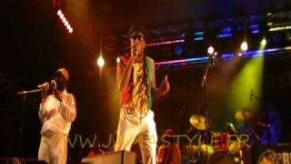 "LINVAL THOMPSON ""SIX BABYLON"" REGGAE SUN SKA 2009 (12 ème Edition)"