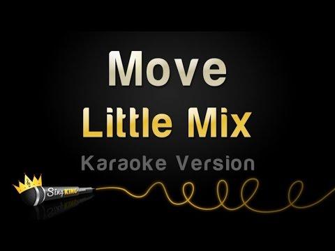 Little Mix - Move (Karaoke Version)