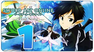 WILLKOMMEN IN ALFHEIM ONLINE + TUTORIAL! - #01 - Sword Art Online: Lost Song