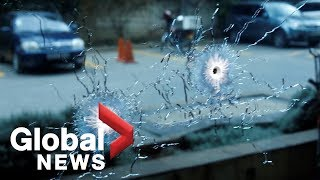 Kenyan police confirm terror attack in Nairobi
