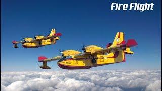 """Fire Flight: """"Battling the fire"""" Trailer"""