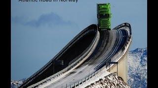 Top 10 world's most dangerous roads