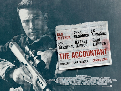 The Accountant (2016) Movie Review - YouTube