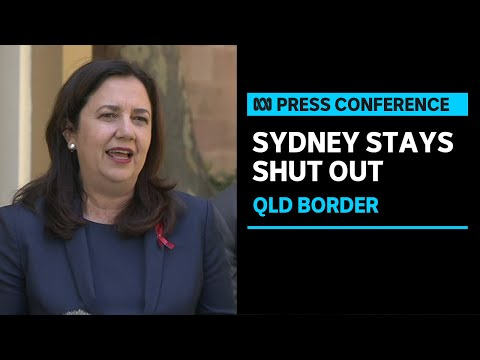 Queensland Borders Will Open To NSW, Except Greater Sydney, From November 3 | ABC News