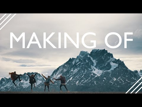 MAKING OF: Together - VLOG - a film shoot in Patagonia