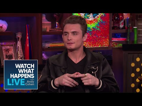 James Kennedy On Raquel Confronting Lala Kent | Vanderpump Rules | WWHL