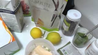 ארוחת בוקר מלאה ומזינה ב-2 דקות