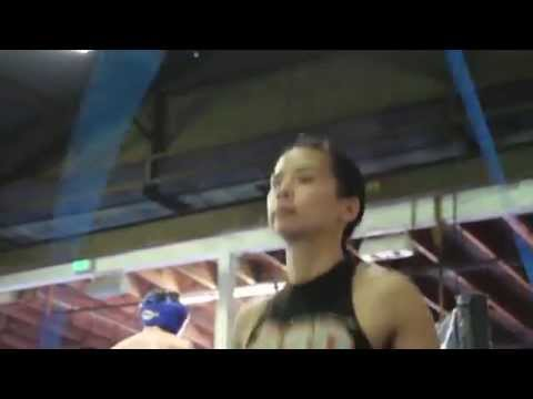 Jackie Ngan Interview ENT 57 10 Muay Thai Ultimate 2015