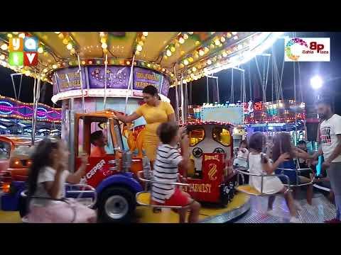 Día de Los Niños en La Feria Real de Algeciras 2019 Lunes