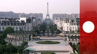París chino: un paraíso fantasma para ricos