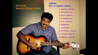 JukeBox Hits    Non Stop Christian Top Rated Hit Songs    Renjith Christy