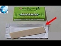 Ăn kẹo cao su thường xuyên nhưng ít ai biết lý do phải bọc lớp giấy bạc này bên ngoài