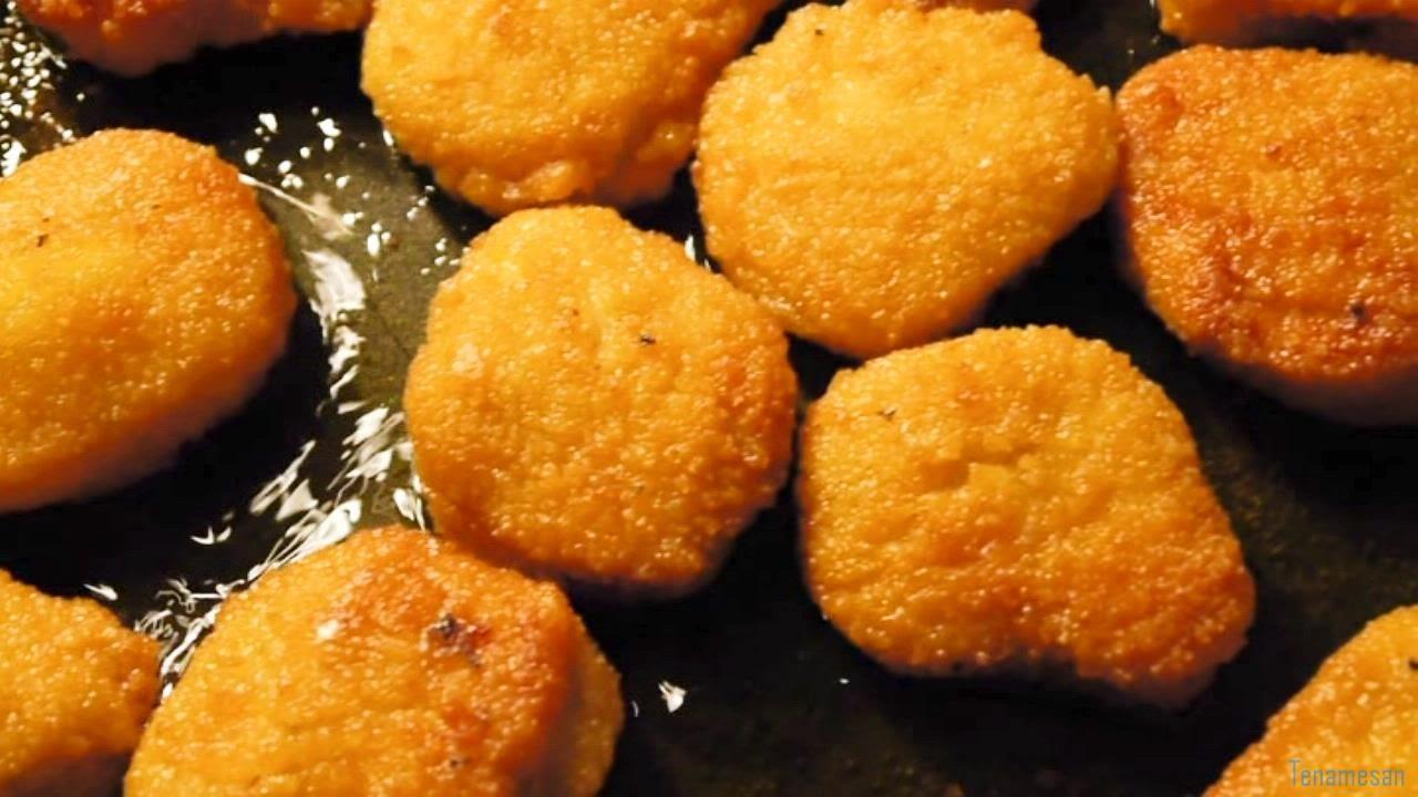 Crispy Fried Tyson Chicken Nuggets