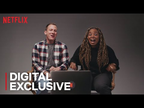 Netflix Employees React To... That Gerald's Game Scene   Netflix