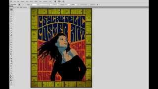 Designing a Retro Poster in Adobe Illustrator