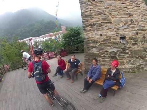 Chengdu Sichuan Wenshan Mountains