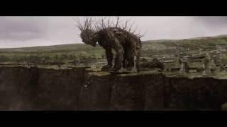 Голос монстра / A Monster Calls (2016) Официальный дублированный трейлер HD