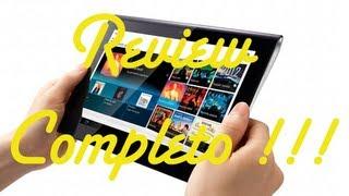 Sony Tablet S - Review en Español